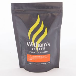 Witham's Coffee Beans - Colombian Medellin Excelso
