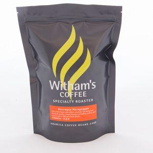 Witham's Coffee Beans - Nicaraguan Maragogype