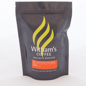 Witham's Coffee Beans - Papua New Guinea – Kimel Estate X
