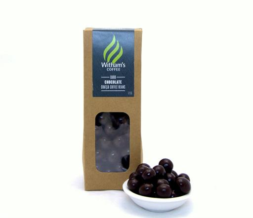 Witham's Dark Chocolate Coated Coffee Beans