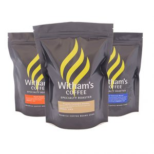 Witham's Coffee Beans - 250g for 6 months