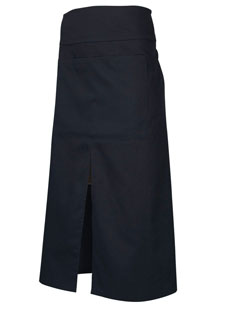 Witham's Coffee Black Apron - FLAPR - black