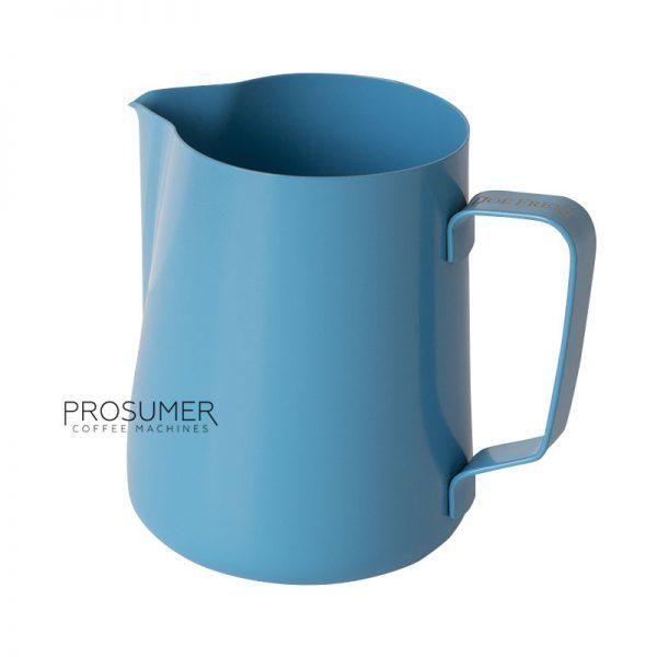 Joe Frex Blue Teflon 600ml Milk Jug