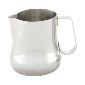 Stainless Steel Spouted Bell Pitcher