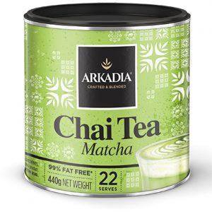 Chai Tea - Matcha