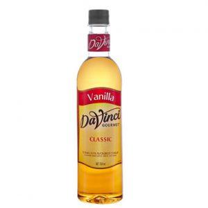 Da Vinci Syrup - Vanilla