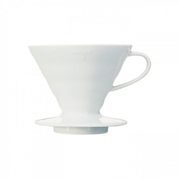 Hario V60 Dripper White Porcelain