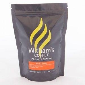 Witham's Coffee Beans - Brazil Cerrado