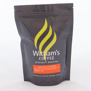 Witham's Coffee Beans - Costa Rica 'La Lapa' Shb