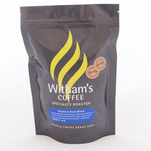 Witham's Coffee Beans - Elephant Bean Blend