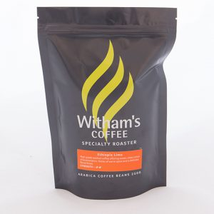 Witham's Coffee Beans - Ethiopia Limu