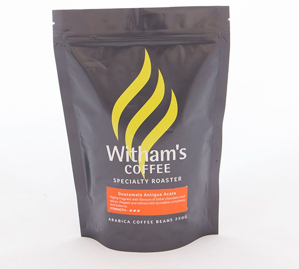 Witham's Coffee Beans - Guatemala Antigua Acate Shb