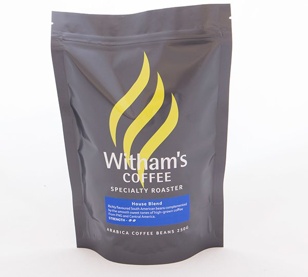 Witham's Coffee Beans - House