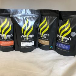 Best of the Witham's coffee Sampler
