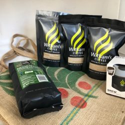 Fair trade Coffee Hamper